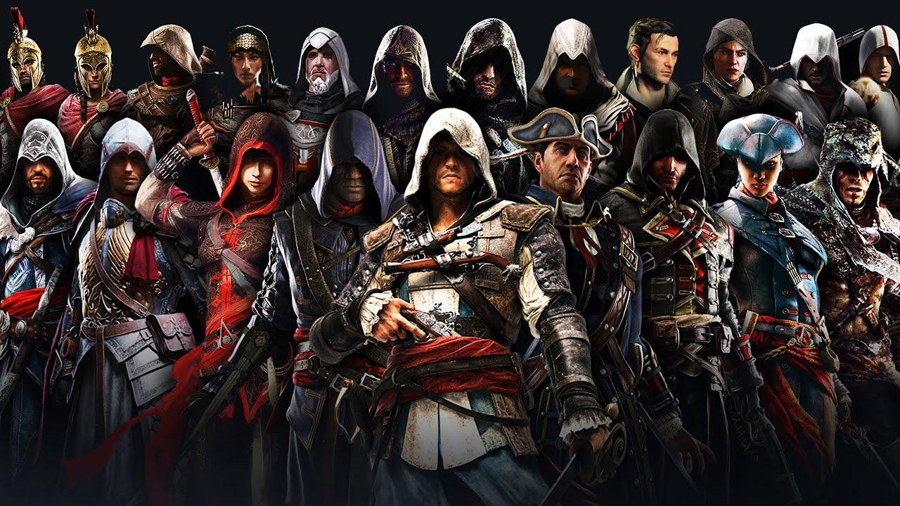 Assassin's Creed | Complete Saga Anthem