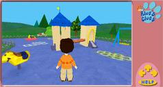 Blues Clues 3D Park