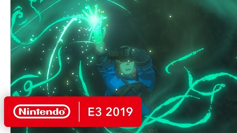 Sequel to The Legend of Zelda: Breath of the Wild - First Look Trailer
