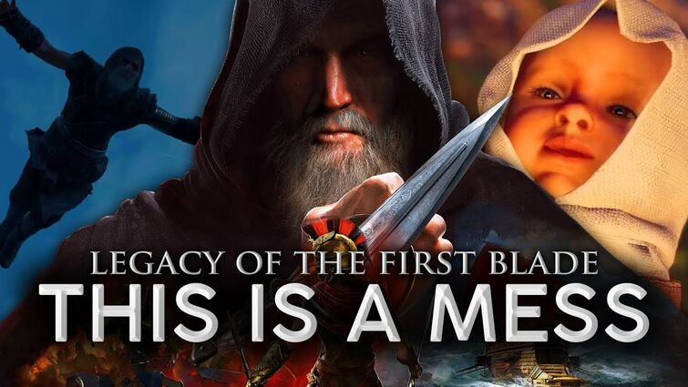 Legacy of the First Blade: Episode 2 Is Somehow WORSE Than the First...