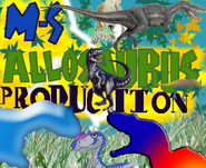 MS- Allosaurus Productions Logo.
