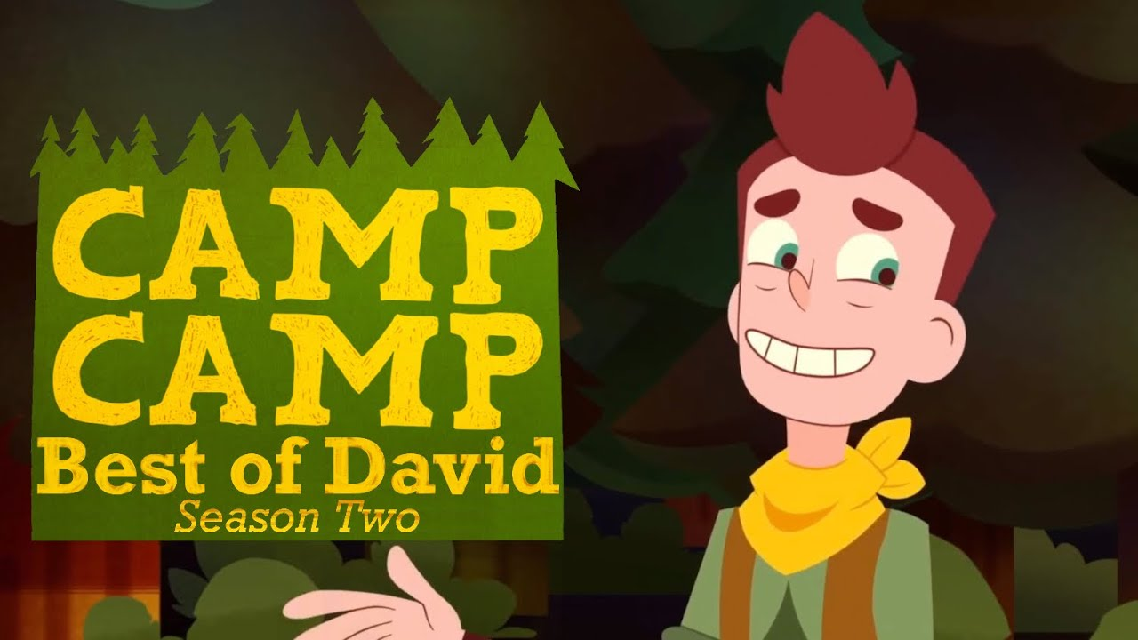 Best of David { Camp Camp Season Two }