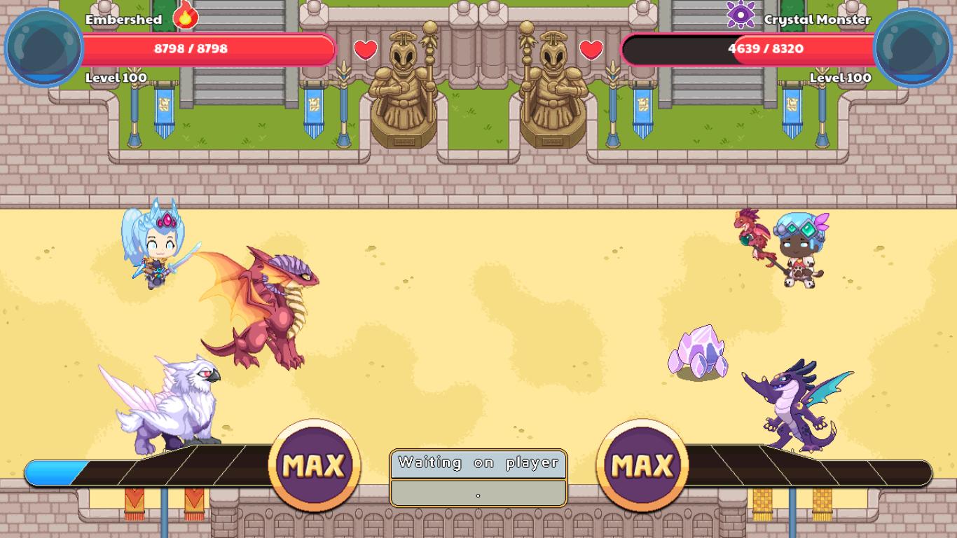 I M Battling With A Crystal Monster Fandom
