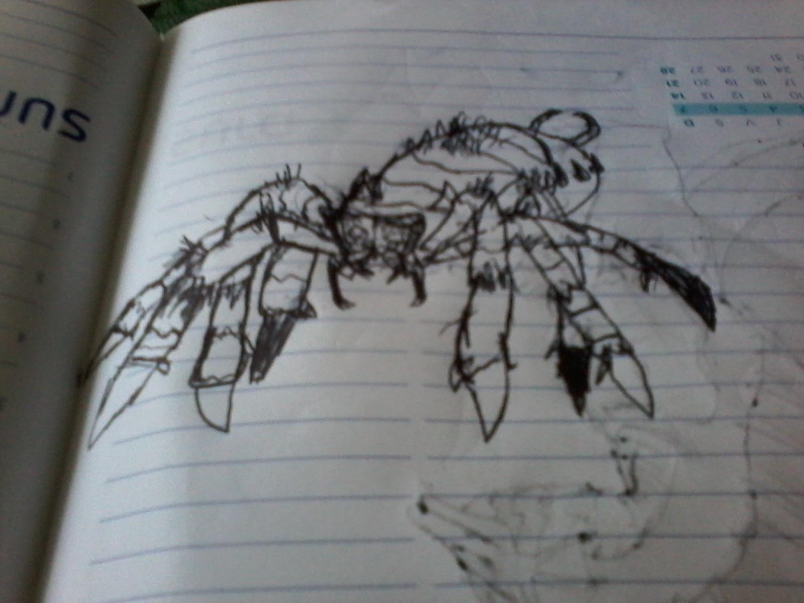 Dibujo de kumonga