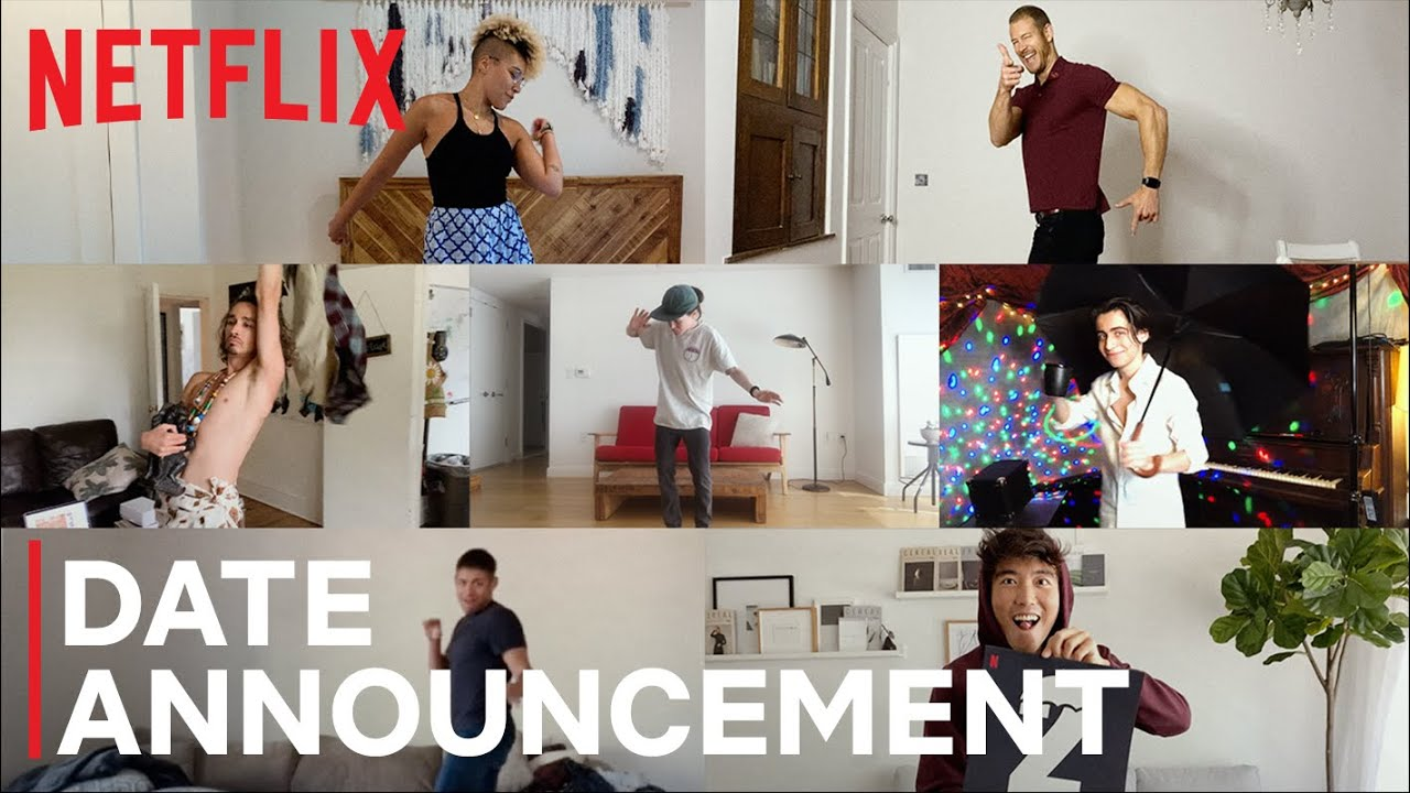 The Umbrella Academy Season 2 | Official Date Announce | Netflix