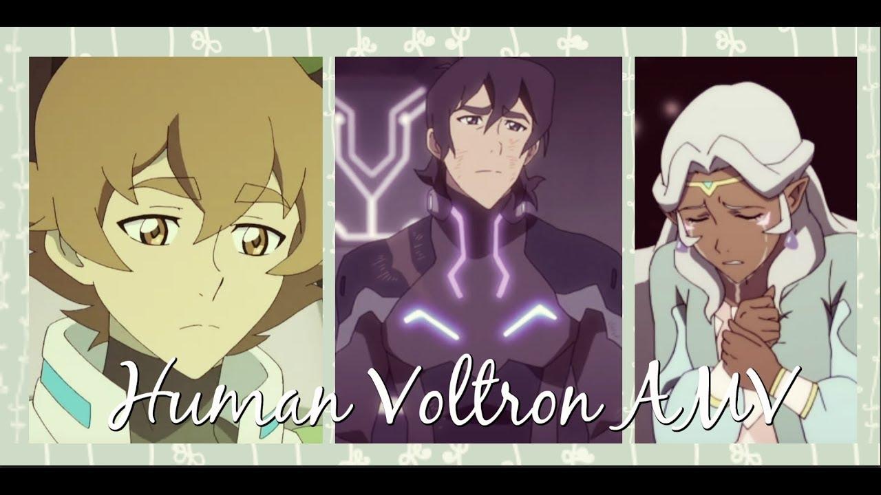 Human ~ [Voltron AMV]