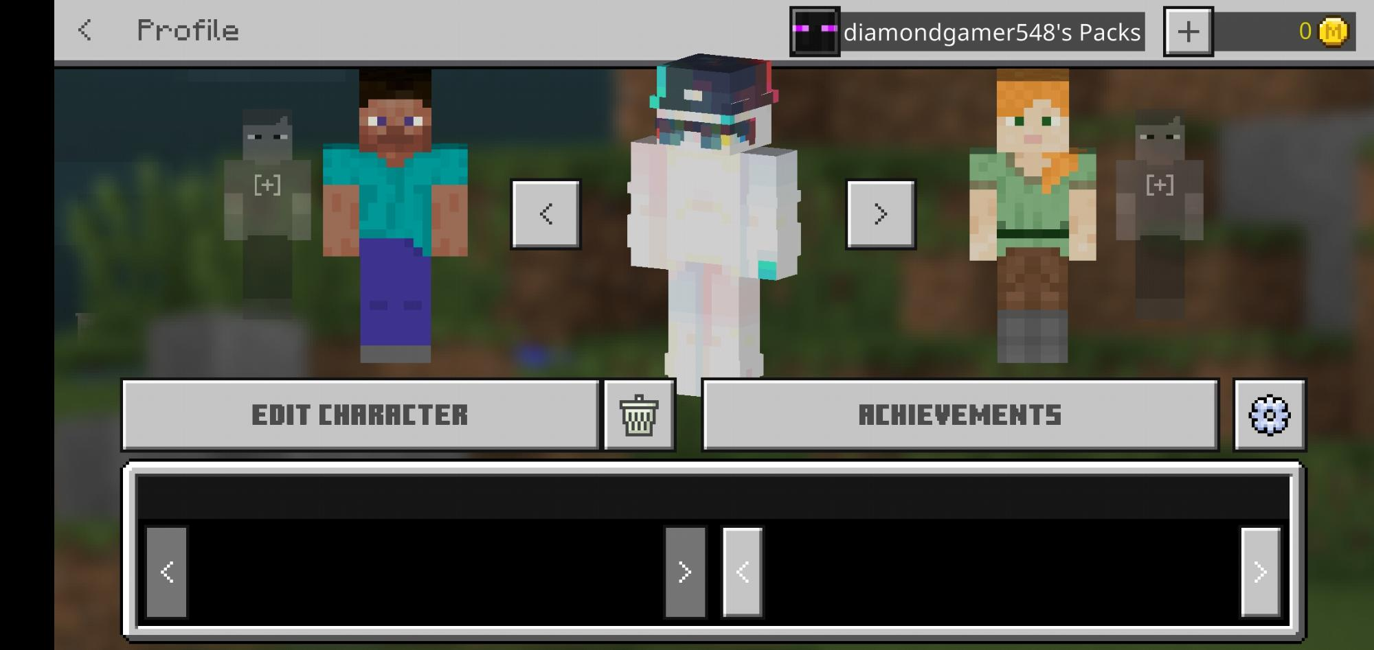 What Are Your Skins Java And Or Bedrock Fandom