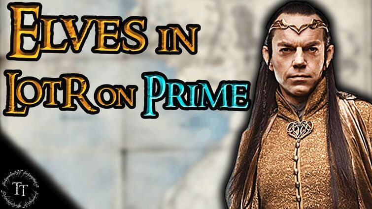 Elves in LotR on Prime CONFIRMED | All about Elves in LotR on Prime