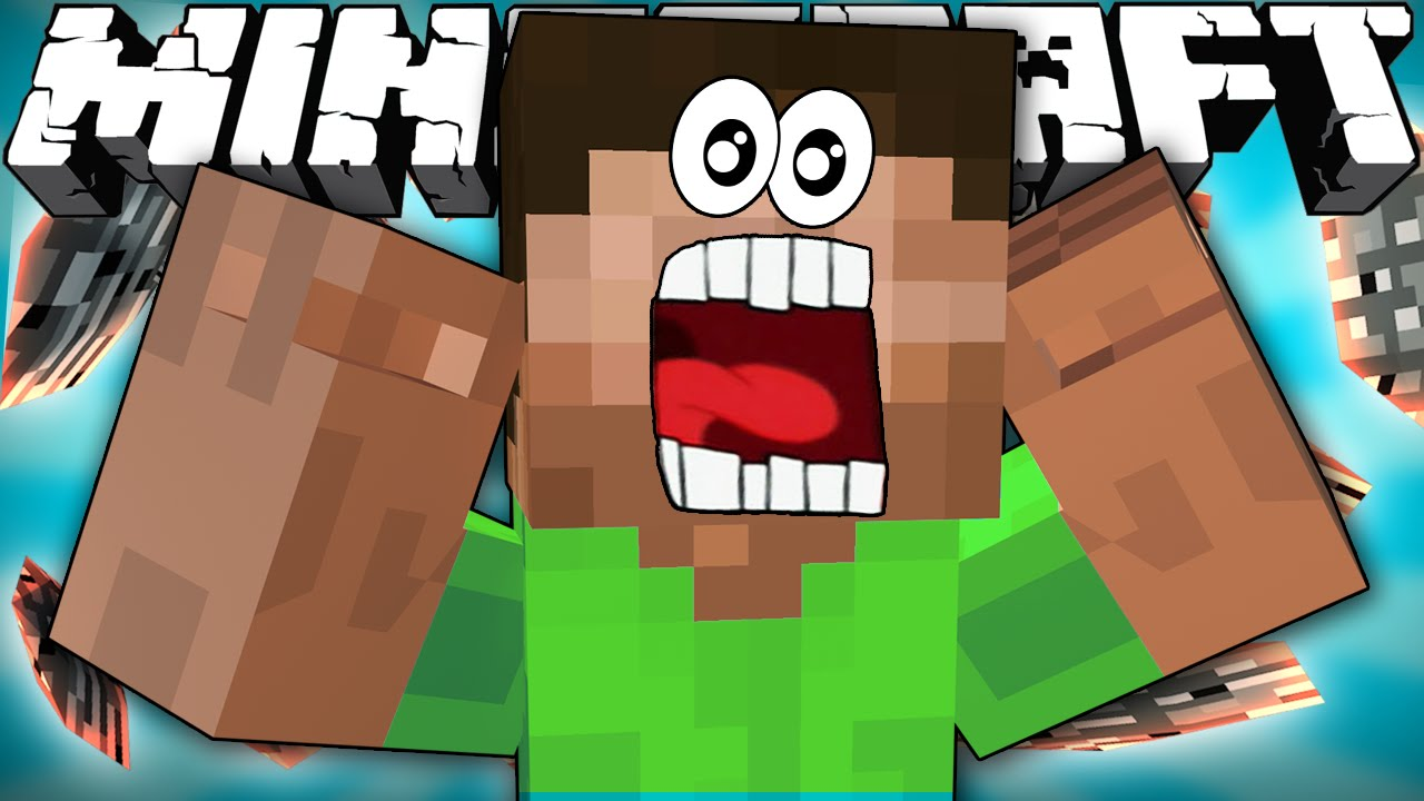If Minecraft was CRAZY!!