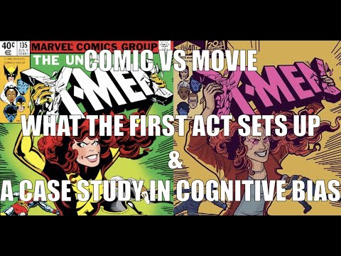 Dark Phoenix: Comic vs Movie Version Chapter 2 - Breakdown of Act One