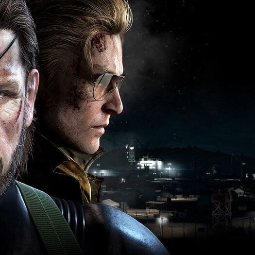 IDW is Making a Metal Gear Solid Board Game