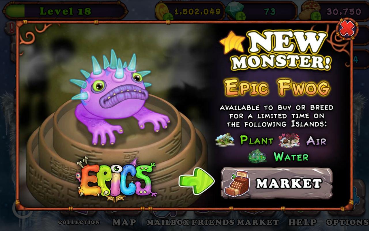 Yeah Epic Fwog!