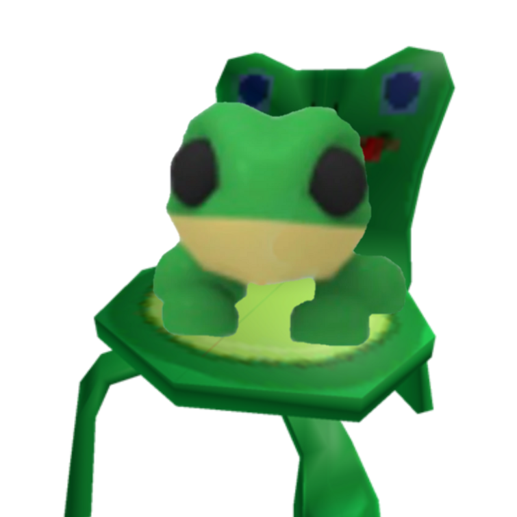 A Frog On A Froggy Chair Fandom