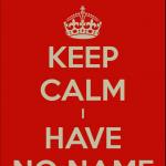 I have no nammmmmmme's avatar