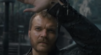 More Dragons are coming. Look @ Euron's eyes as he looks to the sky for the next episode's trailer