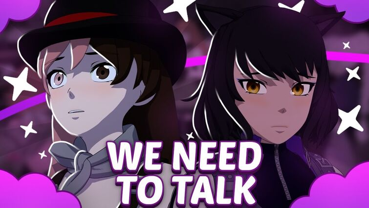 Making Peace with RWBY