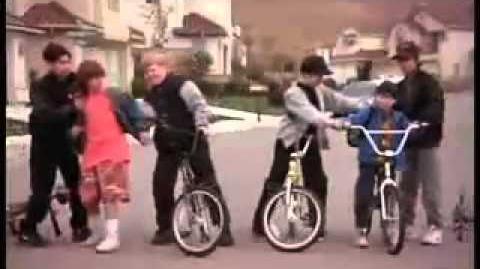 """3 Ninjas (1992) Deleted Scene """"Show Off!"""""""