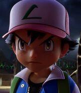 Ash Ketchum in Pokemon the Movie Mewtwo Strikes Back Evolution