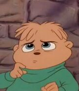 Theodore Seville in The Chipmunk Adventure