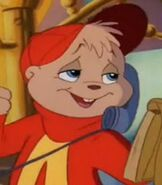Alvin Seville in The Chipmunk Adventure