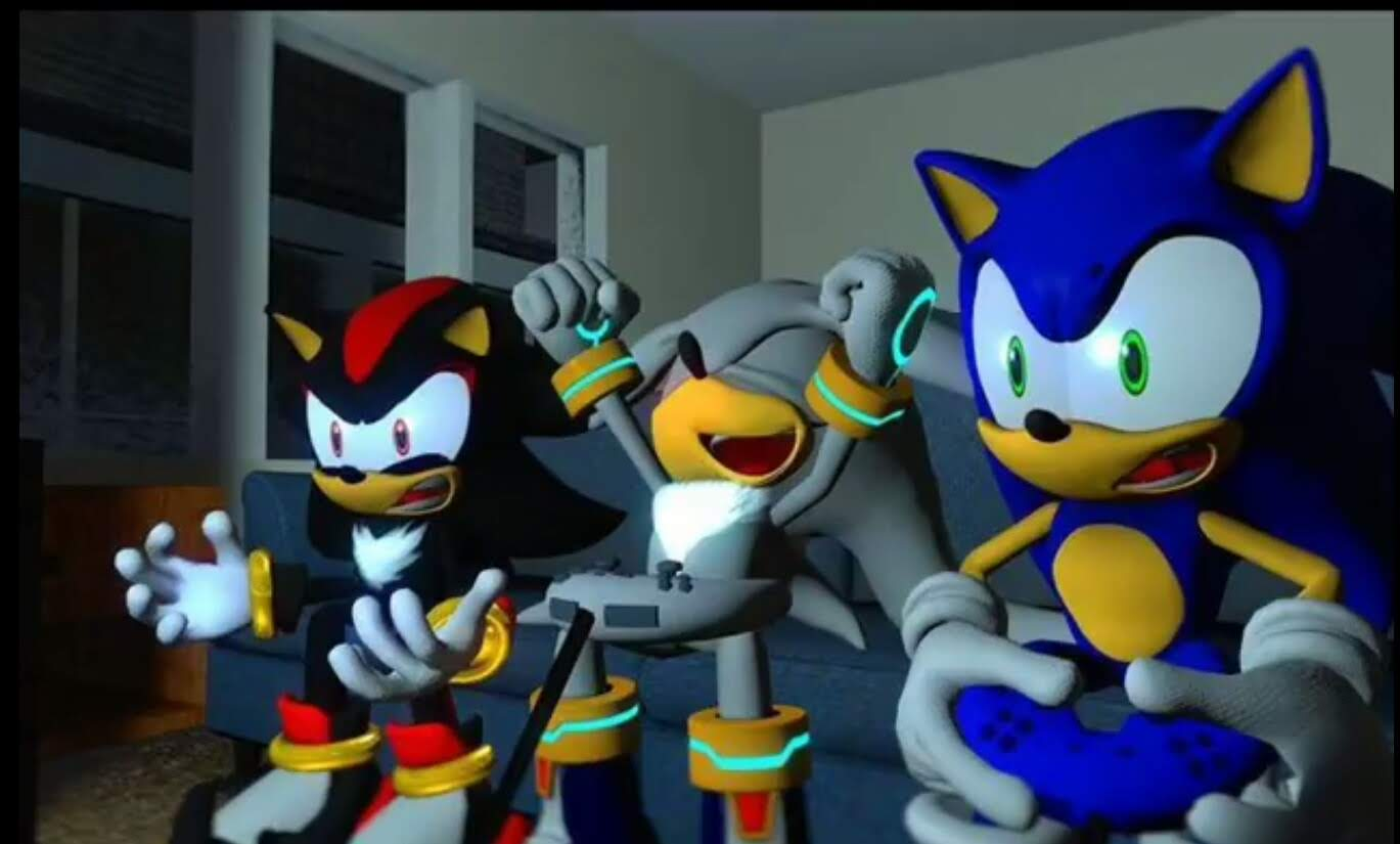que jogo do Sonic vocês mais gostao