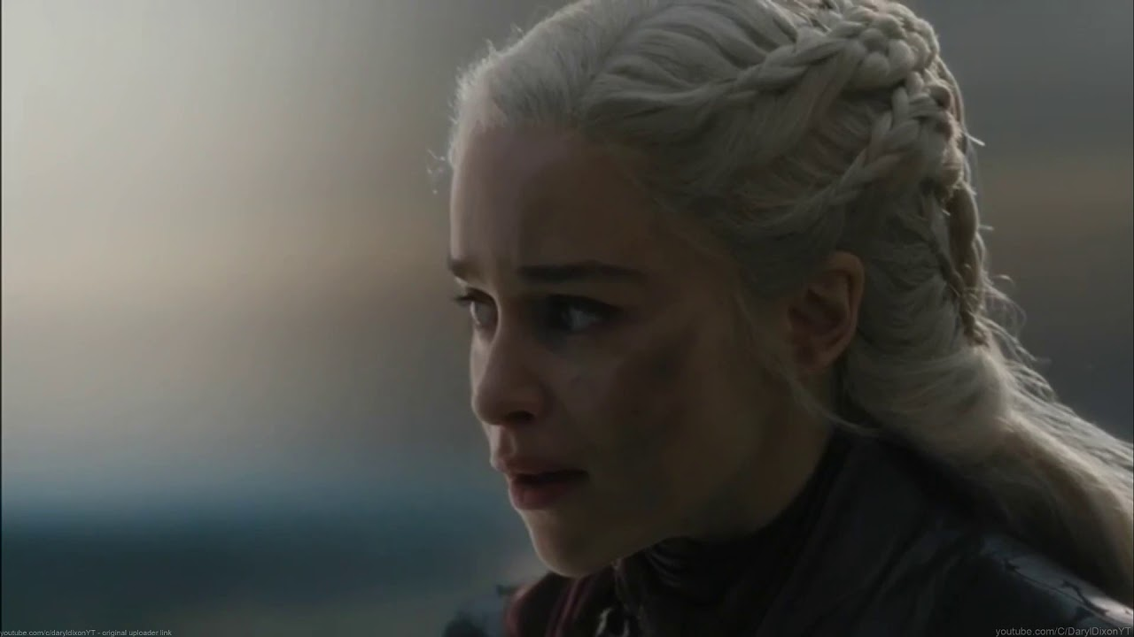 Game Of Thrones 8x05 Daenerys Attacks King's Landing 'Mass Slaughter' Season 8 Episode 5