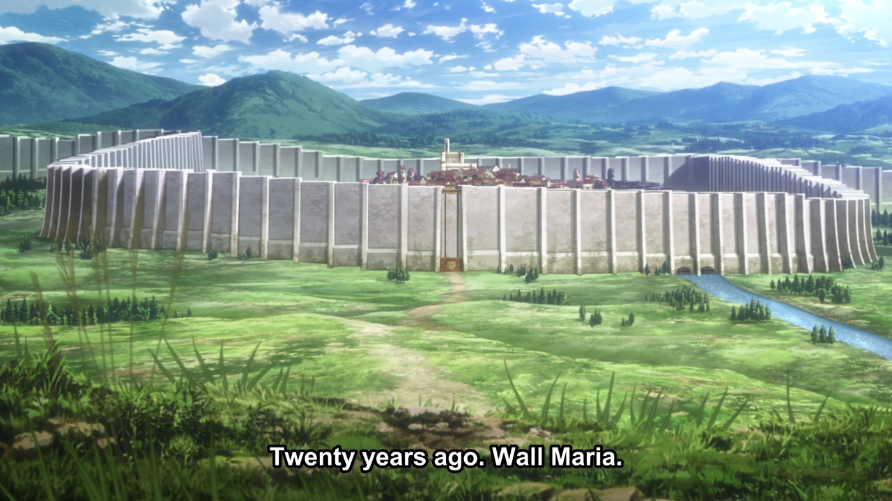 S3EP11. Yr 830 Grisha came to the walls. 845, Eren inherited the Titan. How did Grisha live 15 years