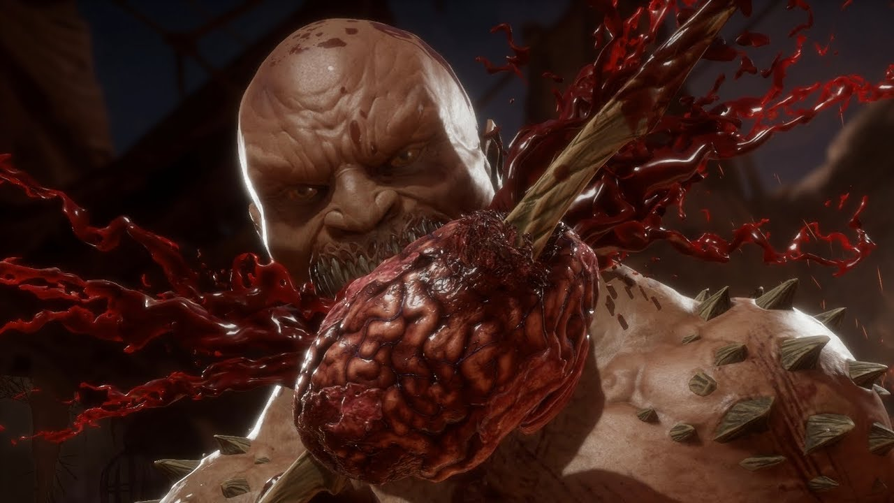 Mortal Kombat 11 - Baraka All Fatalities, Brutality & Fatal Blow (X-Ray) (1080p 60FPS)