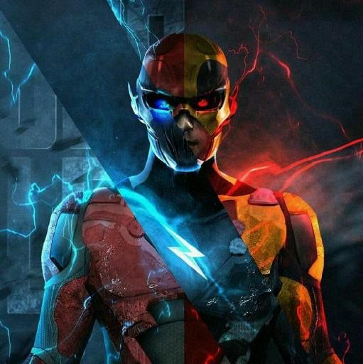 Lightning red's avatar