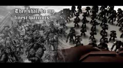 Warhammer Dawn Of War - They Are My Space Marines