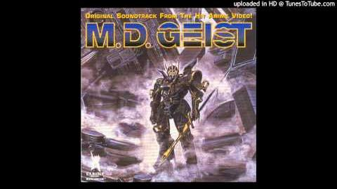 M.D. Geist OST Violence of the Flame (vocal track)