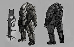 2nd gen combat exoskeleton by gauntes-d3j7l04