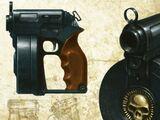 Pistola escopeta ''Rex''