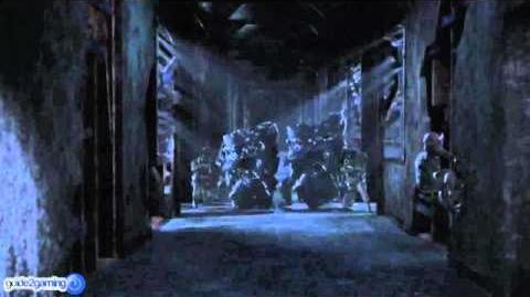 The Darkness II, Launch Cinematic Trailer.