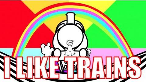 I LIKE TRAINS (asdfmovie song)-0