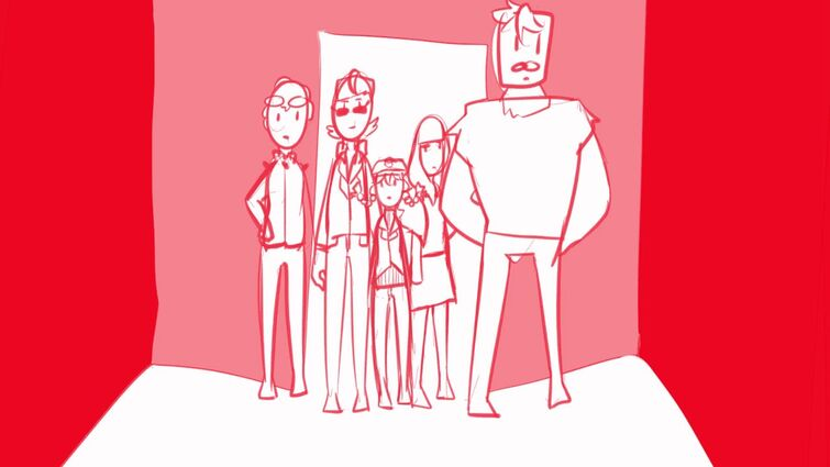 anime campaign spots a ghost   animatic
