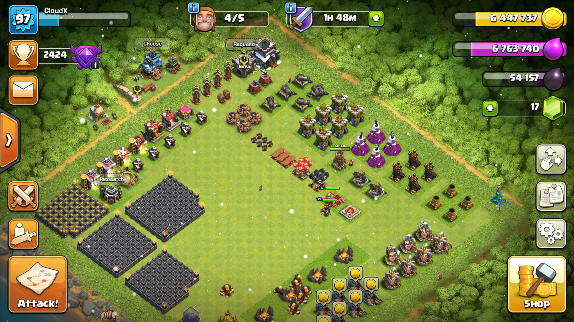 What should I upgrade next for defense only!
