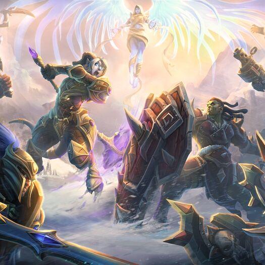 Heroes of the Storm was always doomed