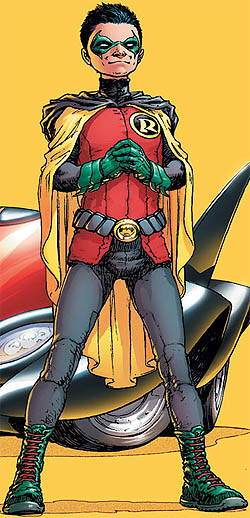 Boy Wonder Robin