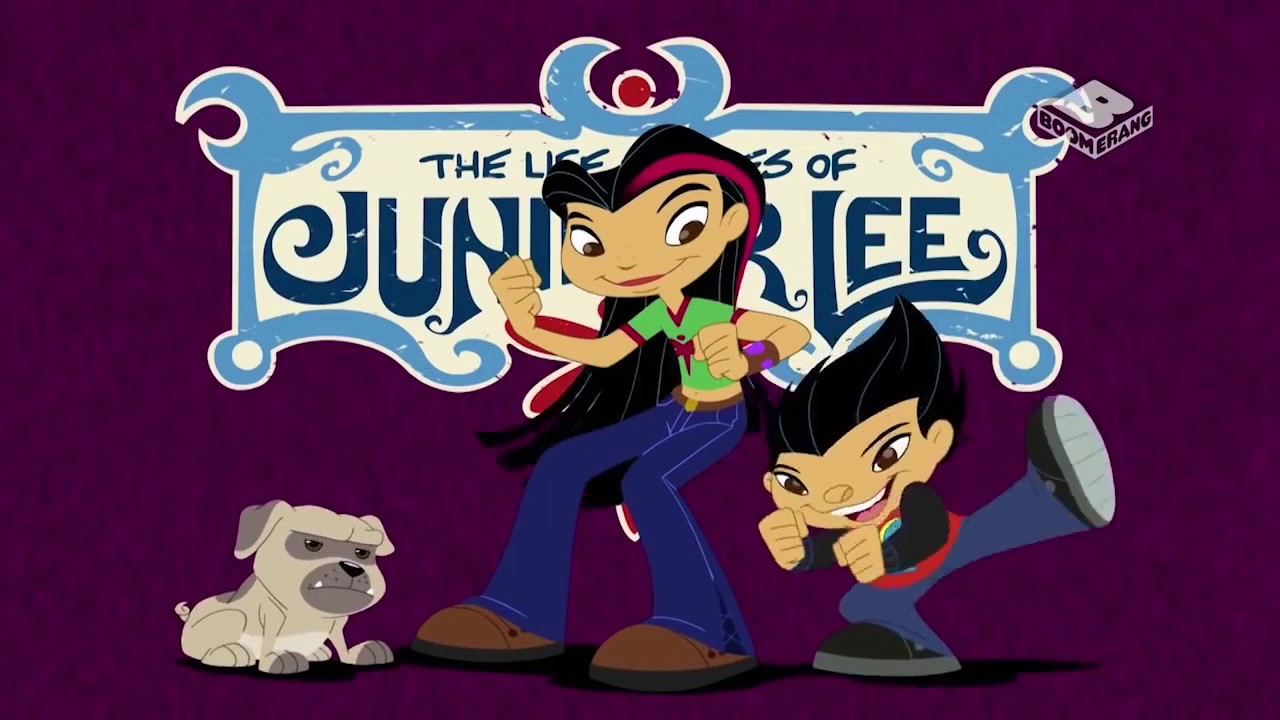 The Life and Times of Juniper Lee | Opening Theme (English) (HD)
