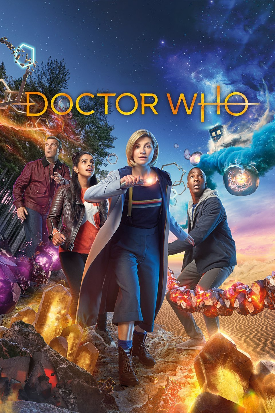 Discussing Doctor Who (2018)