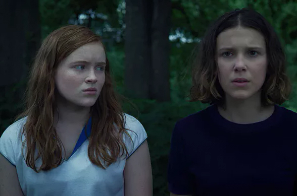 Why is Eleven & Max looking gloomy during the summer of fun?