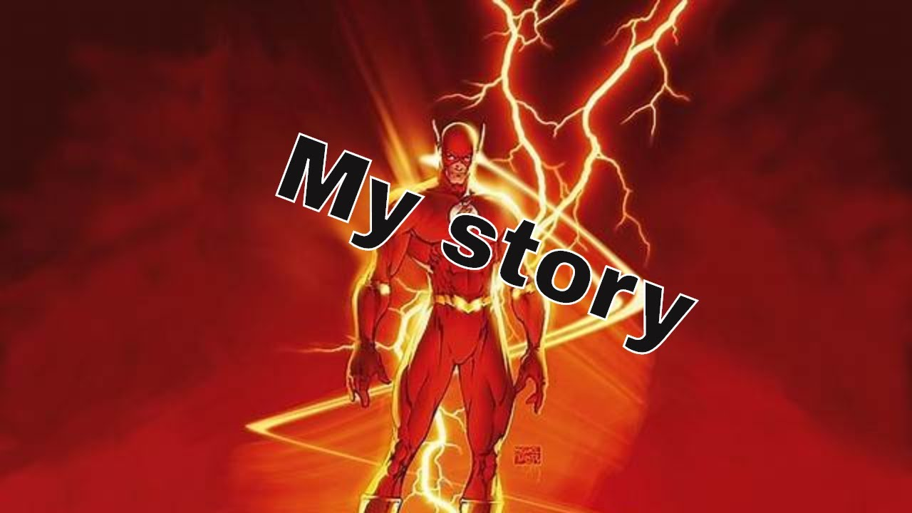Barry Allen journey to become the flash