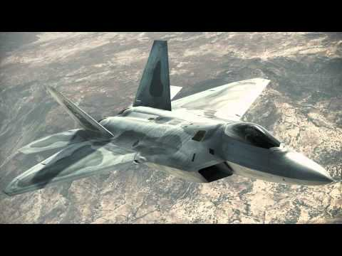 USEA National Anthem Hymn of Liberty - (with lyrics) - 15/48 - Ace Combat 4 Original Soundtrack