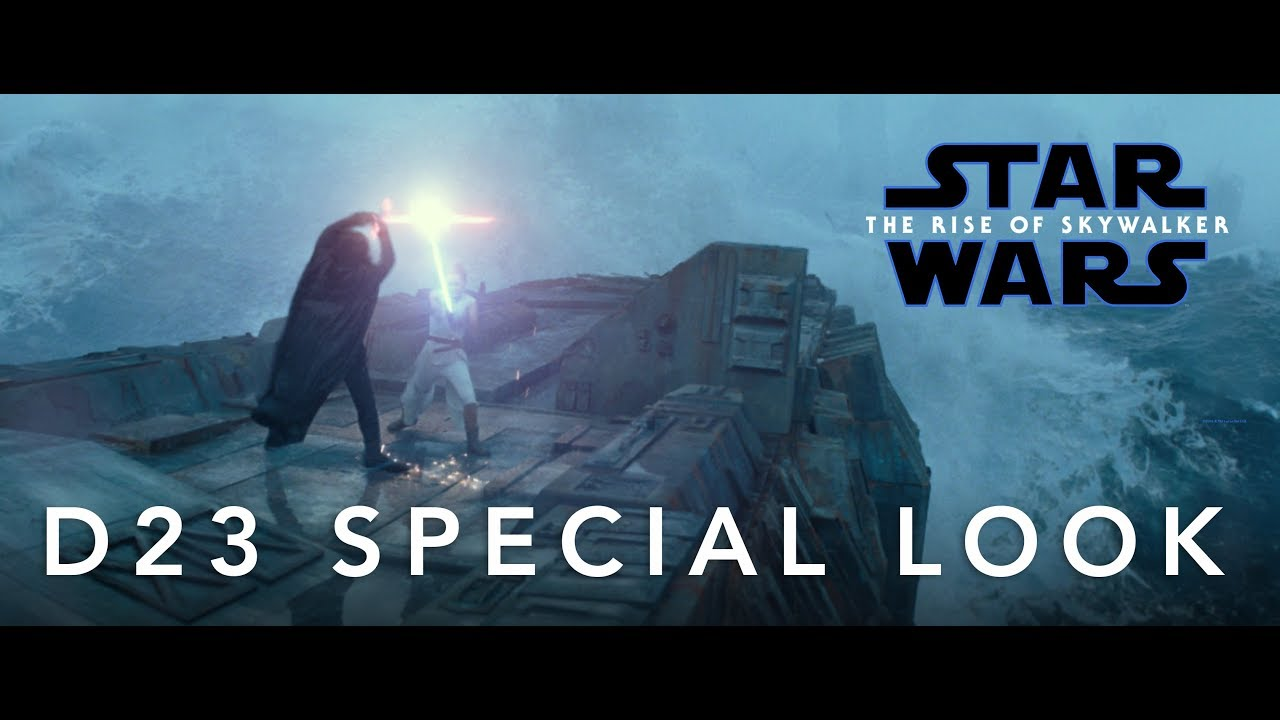 Spoilers The Rise Of Skywalker New Trailer Reaction Thread Fandom