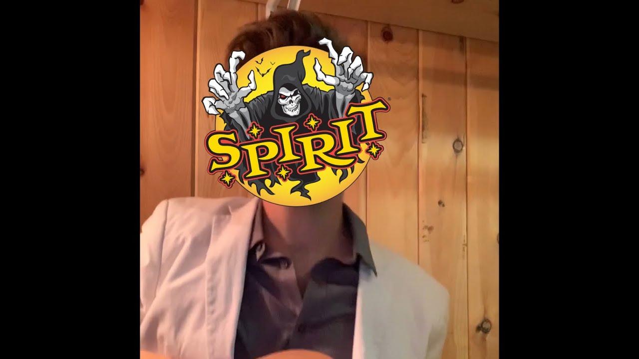 Spirit Halloween Theme Song