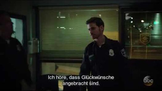 Once Upon A Time Staffel 7 Folge 01 - Hyperion Heights Ausschnitte Deutsch
