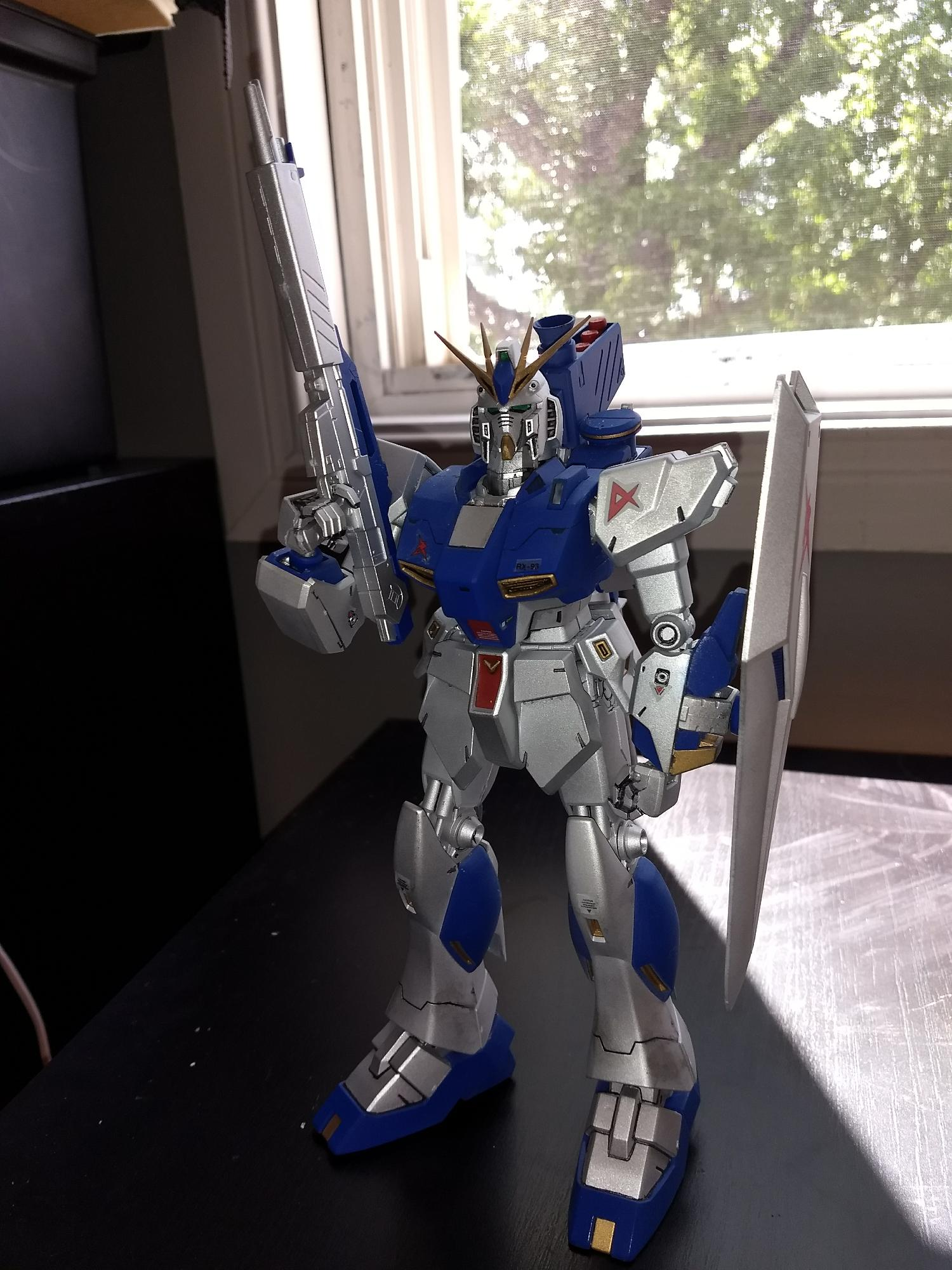 Custom paint Rx-94