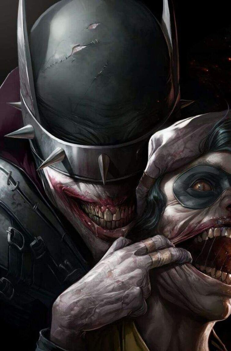 O Batman Que Ri!