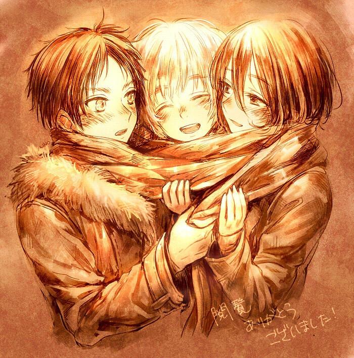Armin vs Eren